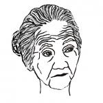 Nenek dan Perihal Perih Tentang Ulat-ulat di Sepotong Telur Dadar