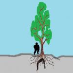 Elegi Sebatang Pohon